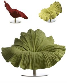Best chair ever! Kenneth cobonpue's bloom chair. Sitting in a flower would…