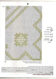 Drawn thread with instructions. Vainicas con instrucciones. Drawn Thread d47cef78c02