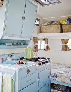 HOME & GARDEN: Caravane rétro