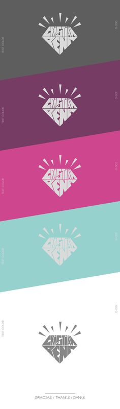 Diamond Logo on Behance