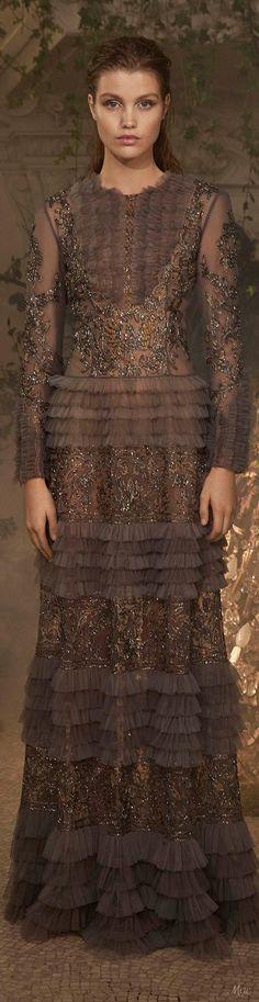 Spring 2018 Haute Couture Alberta Ferretti Limited Edition