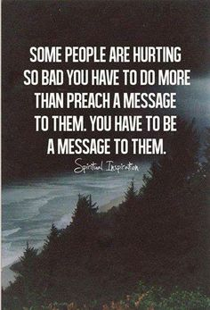 Some people are .....