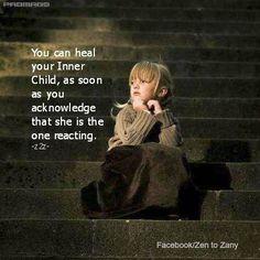 Zo belangrijk om in contact te komen met je innerlijke kind, hou van haar en geef haar de plek die ze verdient ❤️