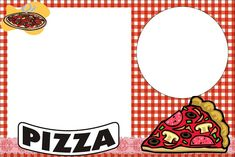 Pizza Party: Free Printable Invitations. Free Printable Invitations, Party Printables, Invitation Ideas, Free Printables, Primary Program, How To Make Pizza, Pizza Party, Kids Scrapbook, Santo André