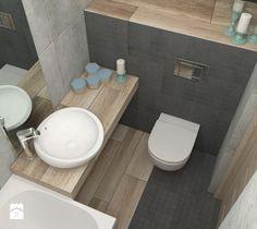 Łazienka styl Skandynawski - zdjęcie od LUDWEE Pracownia Architektury Wnętrz