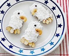 Regal Eagle Cookies #july4th #4thofjuly