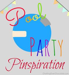 Pool Party Pinspiration!