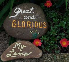 """The ROCK 4 Today: My God is """"Unstoppable""""!"""