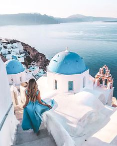 Greece Travel Pictures Beautiful Places Sommer- The post Griechenland Reise Bilder Schöne Orte appeared first on Pin makeup. New Travel, Travel Goals, Travel Tips, Travel Hacks, Vacation Travel, Travel Europe, Holiday Travel, Europe Packing, Online Travel