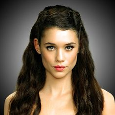 """Official Promotional Photo of Astrid Berges-Frisbey as Syrena in Disney's """"PIRATES OF THE CARIBBEAN: ON STRANGER TIDES"""" (2011)"""