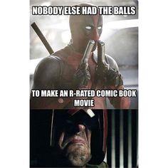 Also Punisher War Zone, Spawn, Blade, The Crow...