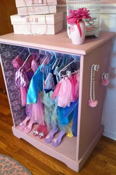 Good Adorable Dress Up Closet!
