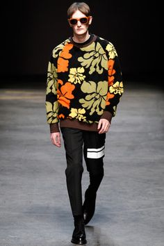 #Casely-Hayford Fall #2014 #Menswear #Collection