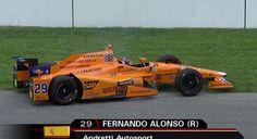 EN DIRECTO | Siga la carrera de la Indy 500 con el debut de Fernando Alonso - 28/05/17 - ecoMotor.es - Ecomotor.es