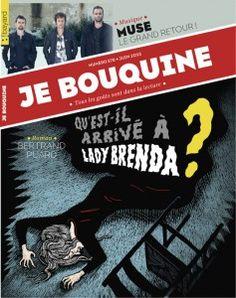 Je Bouquine n°376, juin 2015