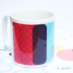 Layered Squares 5 ceramic mug  http://shop.mrseliotbooks.com