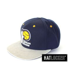 NBA Indiana Pacers Snapback by Mitchell & Ness   www.hatlocker.com #indiana #pacers #snapback