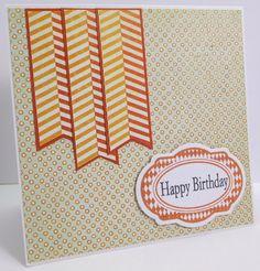 Jenfa Cards: Birthday Banners