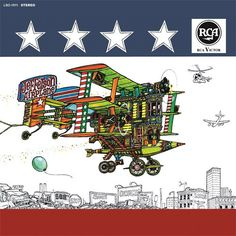Jefferson Airplane - After Bathing At Baxter's on Limited Edition Colored 180g LP