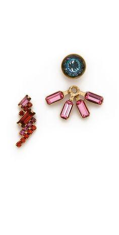 brie earrings