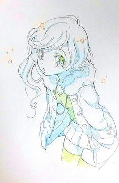 Fille manga More