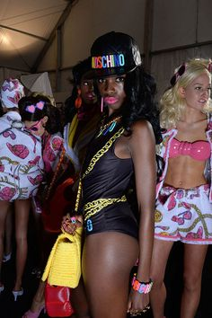MOSCHINO WOMAN SPRING / SUMMER 2015. Obsessed...