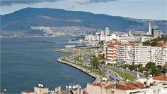 Izmir Pamukkale, Ankara, Carnival Breeze, Capadocia, Paris Skyline, Dolores Park, Cruise, Travel, Lakes