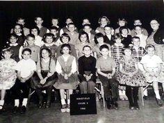 Ridgefield School, Grade 3 (1962)