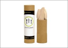 Disposable/Biodegradable Cutlery, Wooden Kitchen Utensils, Plates, Forks, Knives, Spoons | Eco-Gecko.Com
