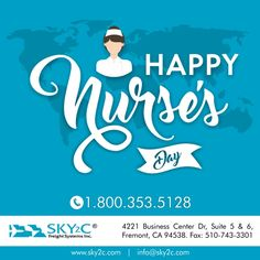 Happy National Nurses Day! Thank you to every nurse out there working to make people's lives better.