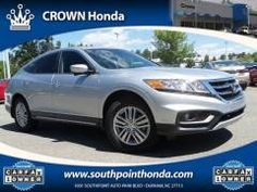 2015 Honda Crosstour EX-L SUV - Crown Honda of Southpoint: https://www.southpointhonda.com/used-inventory/index.htm