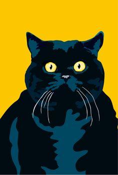 Cat Art Maddox!!