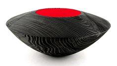220 Ikebana 5 – Famous Last Words Ikebana, Small Wood Projects, Wood Turning Projects, Wood Vase, Wood Bowls, Wood Router, Cnc Router, Keramik Vase, Wooden Art