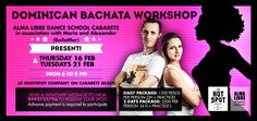 Dominican Bachata Workshop with Alma Libre Dance School at The HotSpot Company, Cabarete, North Coast, DR. Learn some new moves in this relaxed and professional class on an incredible stone dance floor with a beachside view!