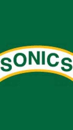 Ss2 Sonics Logo Nba Kings Seattle Supersonics