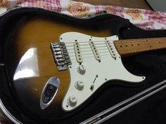 Fender Japan 57 Reissue Stratocaster | 8.4jt