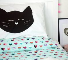 My Sweet Prints Cat Pillow Cover The Life Creative Store 1