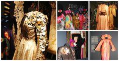 """Mode-ontwerper en kunstenaar Fong Leng is de""""la grande dame""""in de mode-circuit van de jaren '70..."""