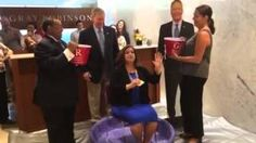 Florida Bar President Greg Coleman called out in Ice Bucket Challenge