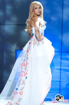 Miss Poland 2011 #National costume for Miss Universe