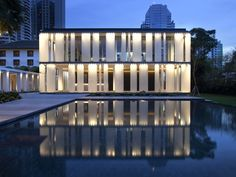 The Sukhothai Residences by Kerry Hill Architects. Image: Albert Lim KS1