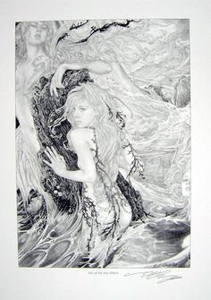 """Ed Org, """"The Isle of the Sea Witch"""""""