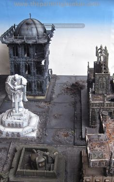 Forge World Realm of Battle Cityscape Concourse Sector 1