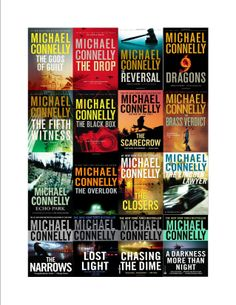 the drop michael connelly pdf