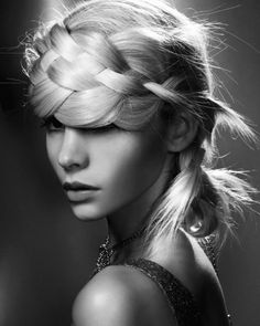 Blossom Style Inspiration by A Design Queen: Beautiful Braids ♥ Plaits Hairstyles, Bohemian Hairstyles, Cool Hairstyles, Beach Hairstyles, Formal Hairstyles, Hairstyles Haircuts, Straight Hairstyles, Wedding Hairstyles, Types Of Hair Braids
