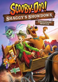 Scooby-Doo! Shaggy's Showdown [DVD]