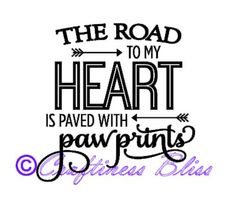 Hey, I found this really awesome Etsy listing at https://www.etsy.com/listing/216322509/diy-the-road-to-my-heart-is-paved-with