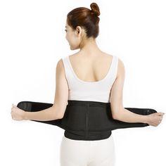 new design waist support belt Upper Back Support, Back Posture Corrector, Elastic Waist, Massage, Basic Tank Top, Medical, Belt, Tank Tops, Fitness