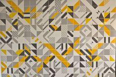 Decoração com mosaico de azulejos diferentes - Hometeka