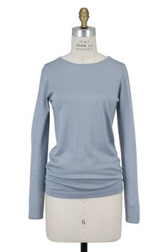 Cloud Cashmere & Silk Bateau Neck Sweater